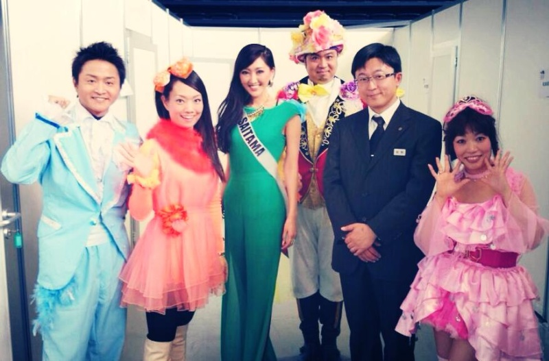 Road to Miss Universe Japan 2014 - Page 2 19650310