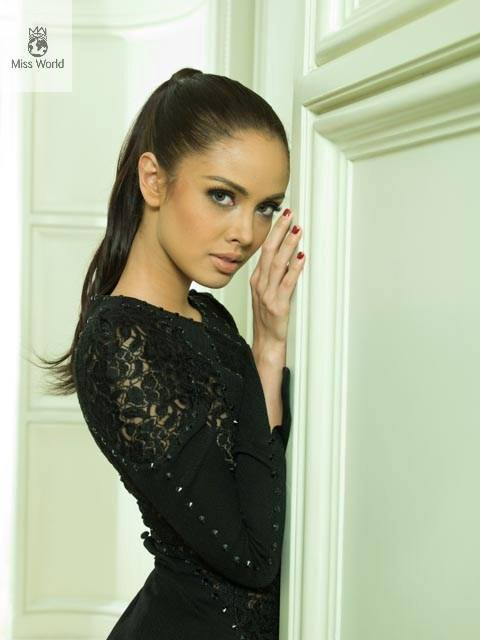 The official thread of Miss World 2013: Megan Lynne Young- Philippines  - Page 6 19667910