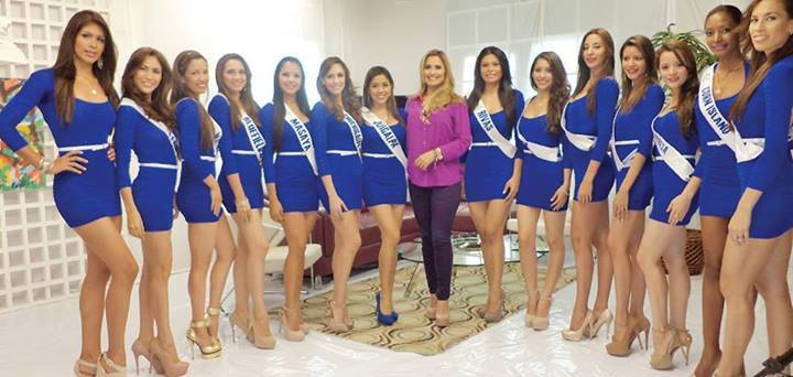 MISS NICARAGUA 2014 (is Marline Barberena)  - Page 2 19705910