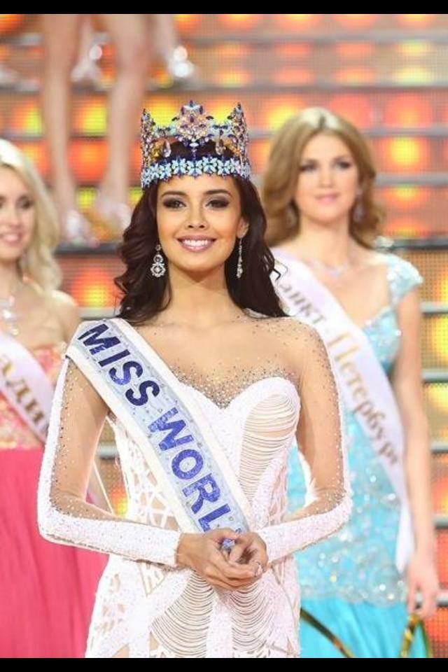 The official thread of Miss World 2013: Megan Lynne Young- Philippines  - Page 8 19819110