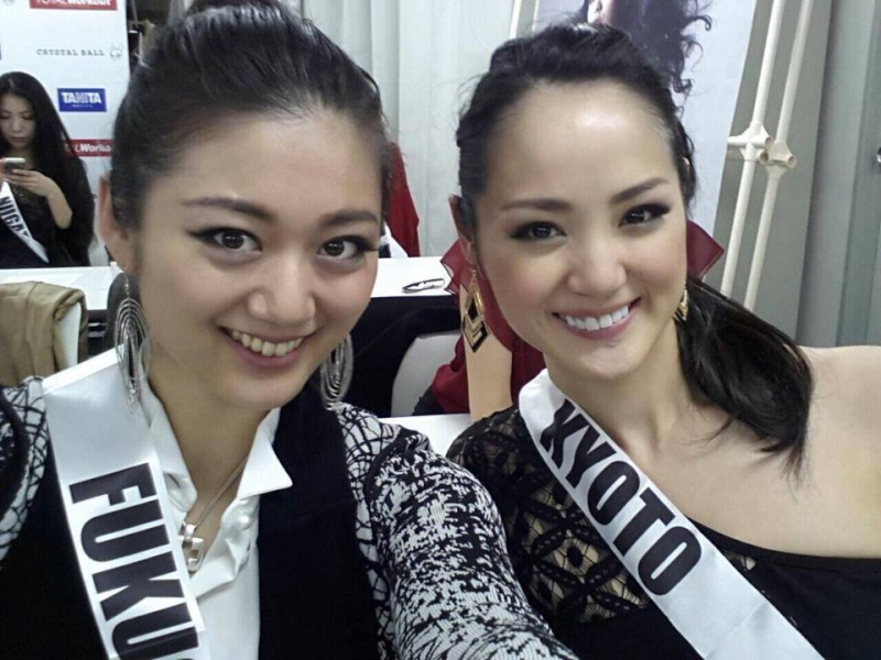 Road to Miss Universe Japan 2014 - Page 2 33lnta10