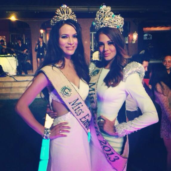 Alyz Henrich -  The Official Thread of MISS EARTH® 2013 Alyz Henrich Venezuela  33voj710