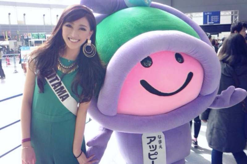 Road to Miss Universe Japan 2014 - Page 2 99303110