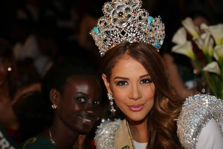 The Official Thread of MISS EARTH® 2013 Alyz Henrich Venezuela  - Page 2 99350010