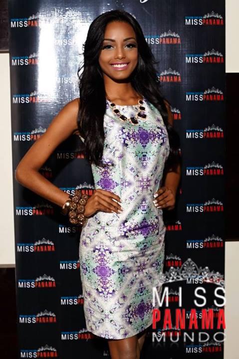 Road to Miss Panama Mundo 2014 99993710