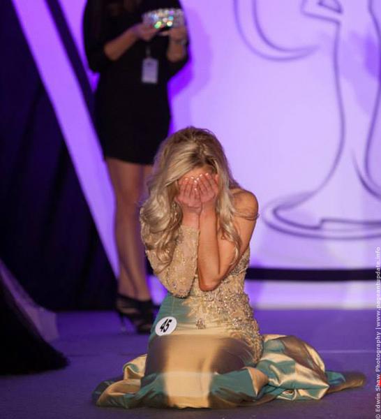 Charisse Haislop (WEST VIRGINIA 2014)  Shock10