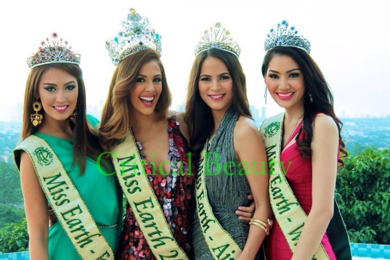 The Official Thread of MISS EARTH® 2013 Alyz Henrich Venezuela  - Page 2 Svqjv410