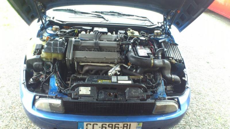 fiat coupe t16 en mode restauration complete  10013010