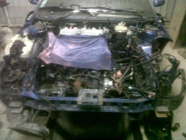 fiat coupe t16 en mode restauration complete  14524210