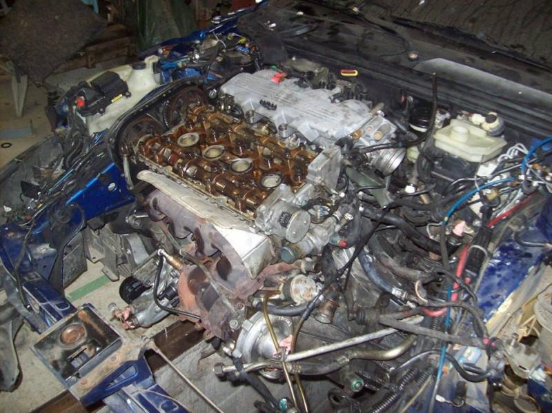 fiat coupe t16 en mode restauration complete  14602910