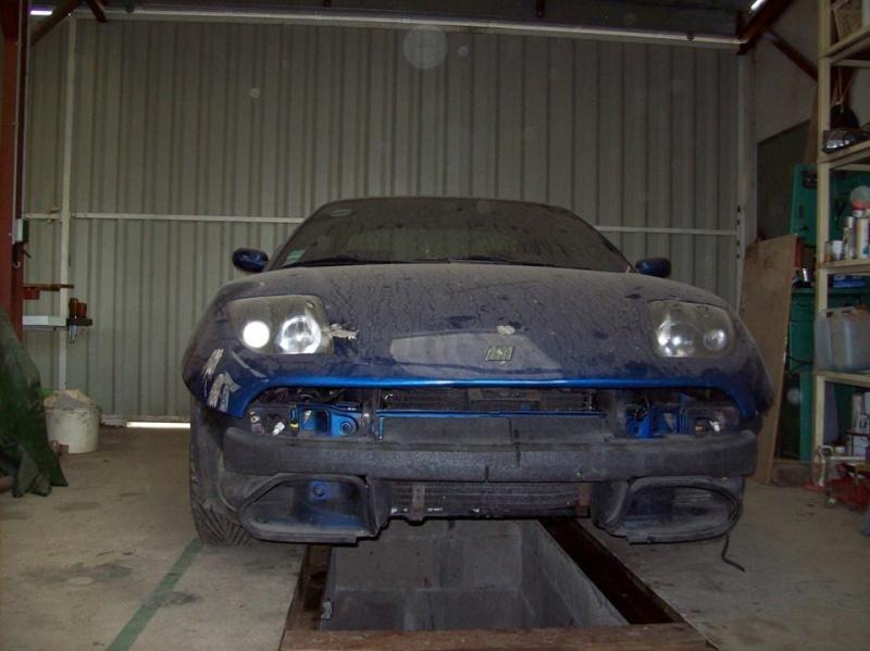 fiat coupe t16 en mode restauration complete  14661010
