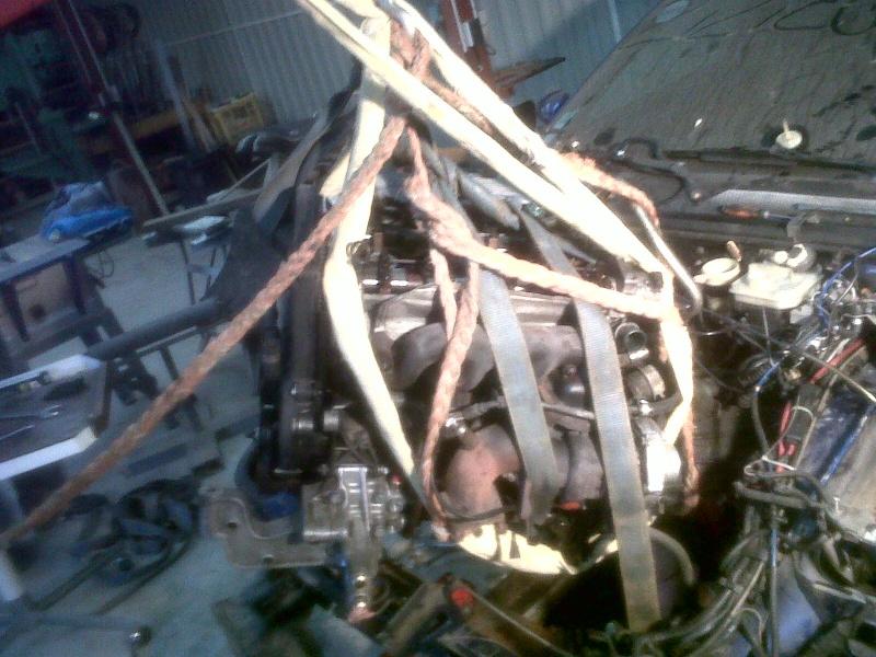 fiat coupe t16 en mode restauration complete  Vouill12
