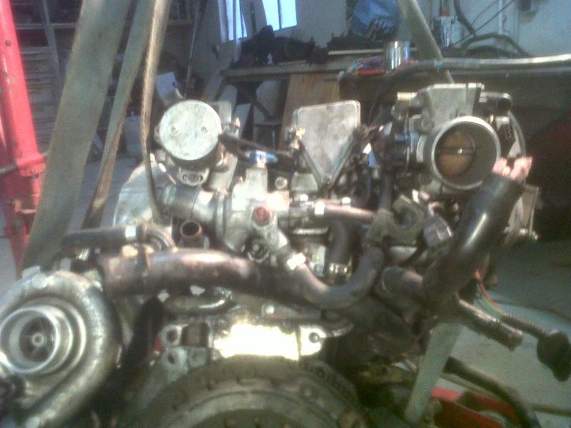 fiat coupe t16 en mode restauration complete  Vouill29