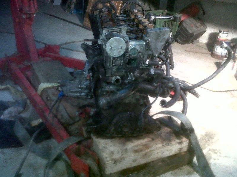 fiat coupe t16 en mode restauration complete  Vouill43