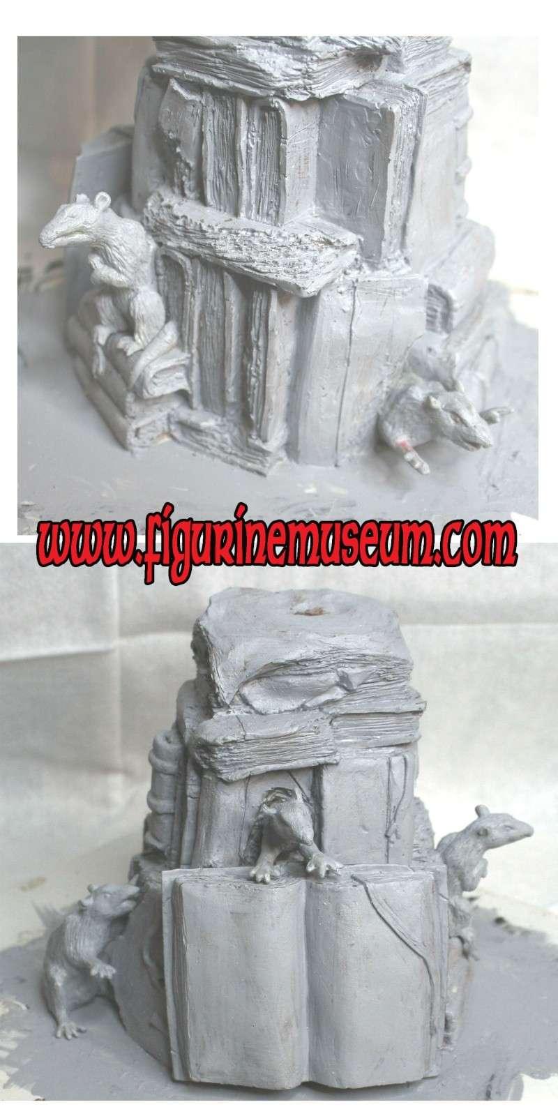 LE NOM DE LA ROSE version buste 1/6 éme Detail12