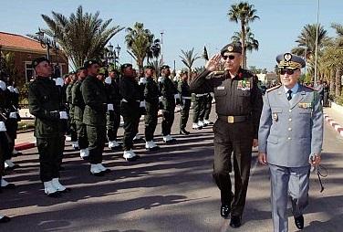 إنجازات القوات المسلحة الملكية 112