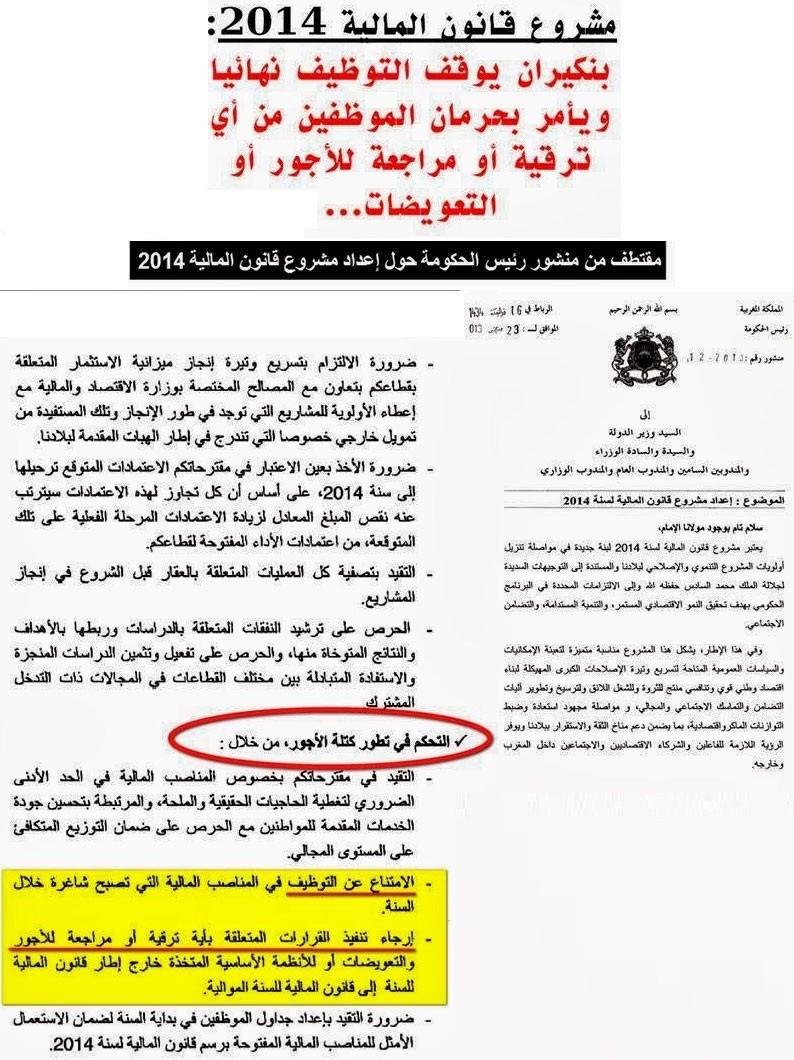 الحكومة توقف التوظيف برسم ميزانية 2014 Recrut10