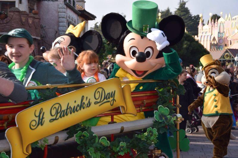 La St Patrick Day le 17 mars et le Welsh festival  (7 au 9 mars 2014) - Page 7 10003310
