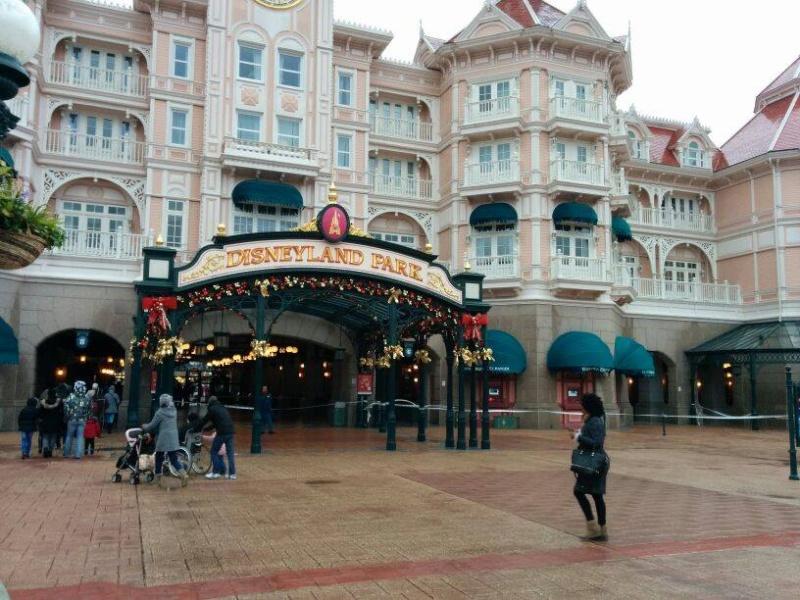 Plan vent à Disneyland Paris 10128510
