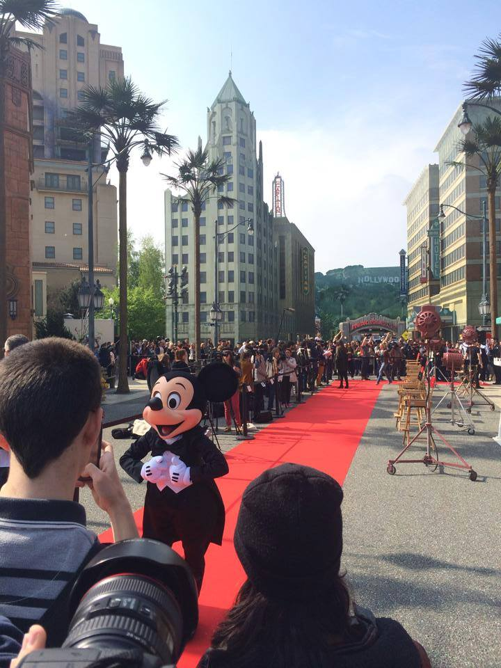 The Amazing Spider-Man - Press Event à Disneyland Paris  10150510
