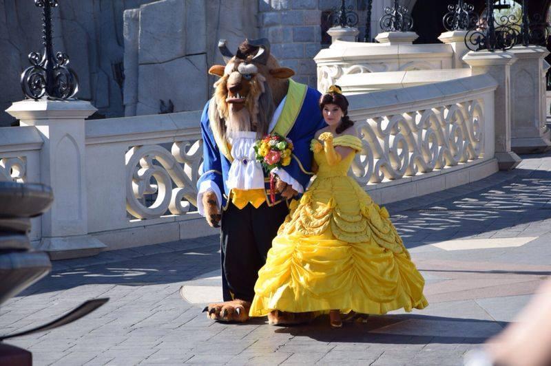 Demande en Mariage à Disneyland Paris !  10152511