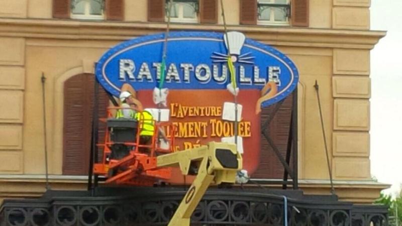 Ratatouille - L'Aventure Totalement Toquée de Rémy  - Page 3 10154310