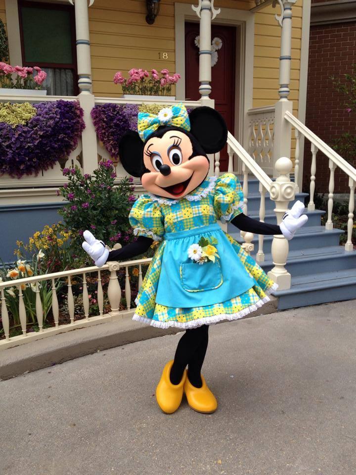 Festival du printemps 2014 (Disneyland Park) - Page 12 10268410
