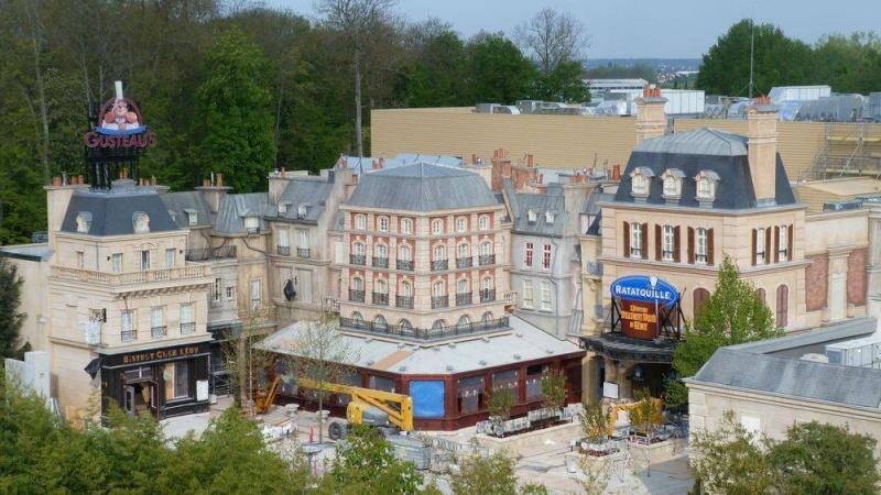 Ratatouille - L'Aventure Totalement Toquée de Rémy  - Page 6 10271210