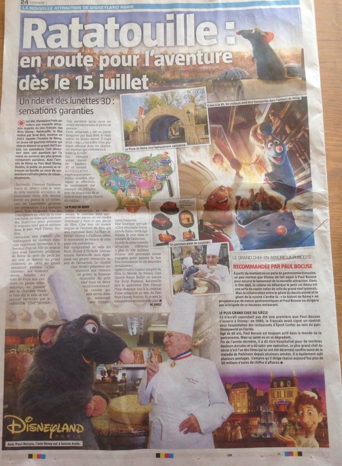 """Construction du Dark Ride  """"Ratatouille - L'Aventure Totalement Toquée de Rémy """"pour 2014 - Page 40 12347610"""
