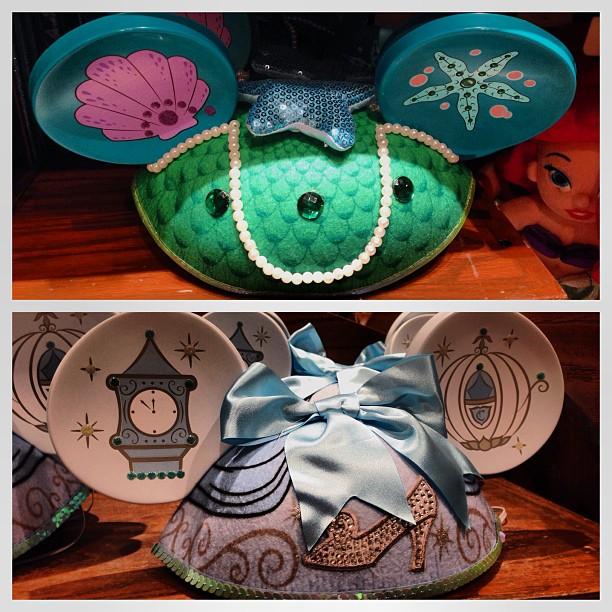 Le Merchandising sur les parcs Disney dans le monde - Page 6 12398810