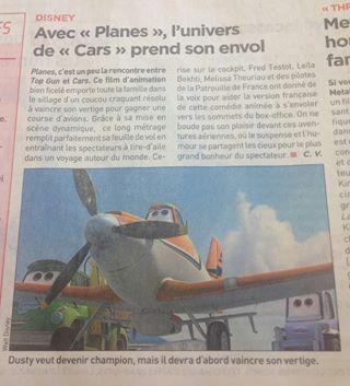 Planes,  le 23 octobre 2013 dans les salles ! - Page 2 13795310