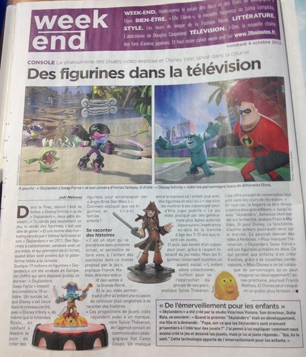 Disney Infinity : imaginez un monde pour jouer à l'infini - Page 2 13806610