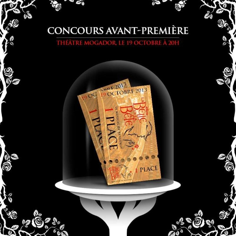 La Belle et la Bête - Le Musical de Brodway 13920310