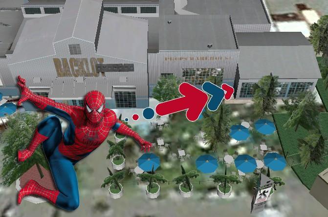 photolocation Spider-Man du 19 Avril au 30 Septembre 2015 13932310