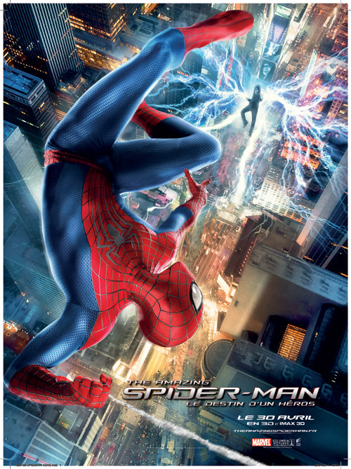 photolocation Spider-Man du 19 Avril au 30 Septembre 2015 13932311