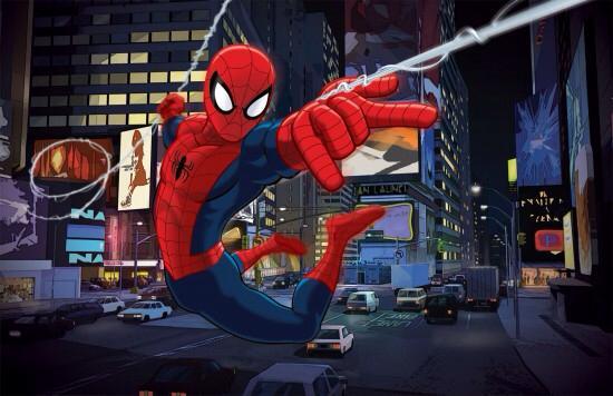 photolocation Spider-Man du 19 Avril au 30 Septembre 2015 13932312