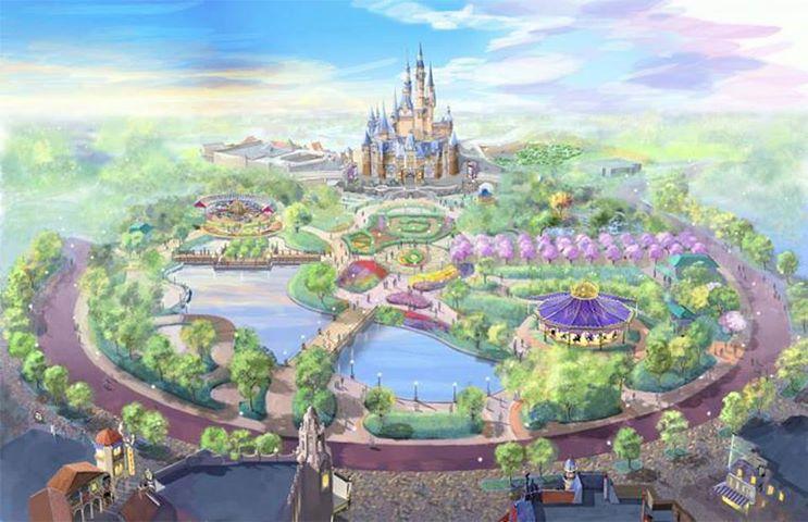 Shanghai Disneyland  - Page 8 14257810
