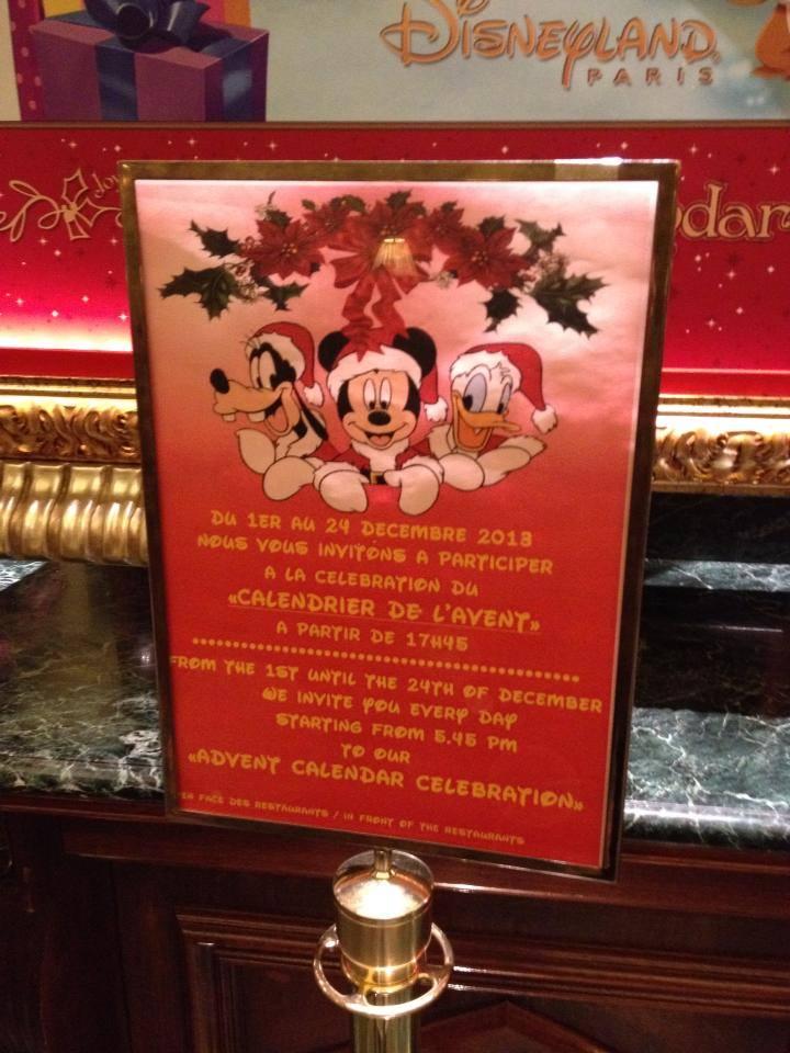Le Noël Enchanté Disney (du 10 novembre 2013 au 6 janvier 2014)     - Page 26 14660610