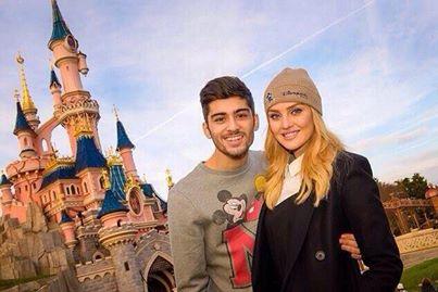 Zayn Malik du groupe One Direction à Disneyland Paris  14916910