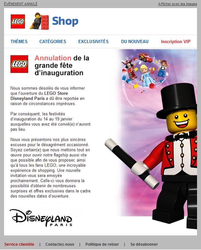 [Disney Village] Lego Store (Printemps 2014) - Page 35 14955510