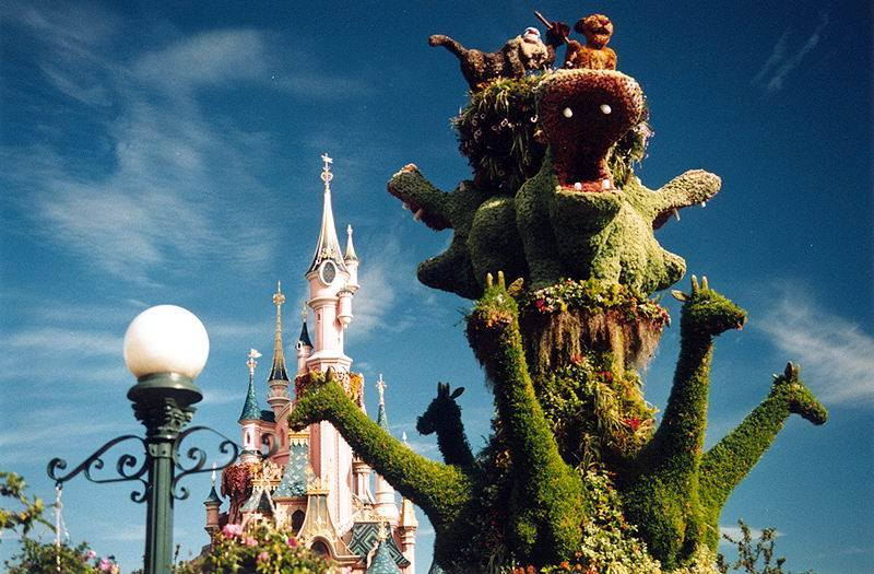 Festival du printemps 2014 (Disneyland Park) 14966210