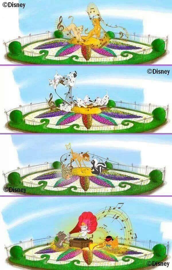 Festival du printemps 2014 (Disneyland Park) - Page 6 15268010