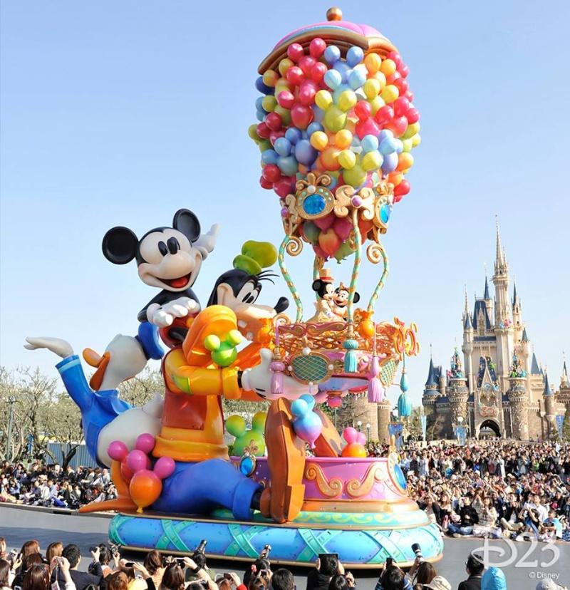 Tokyo Disneyland - Page 31 15355810