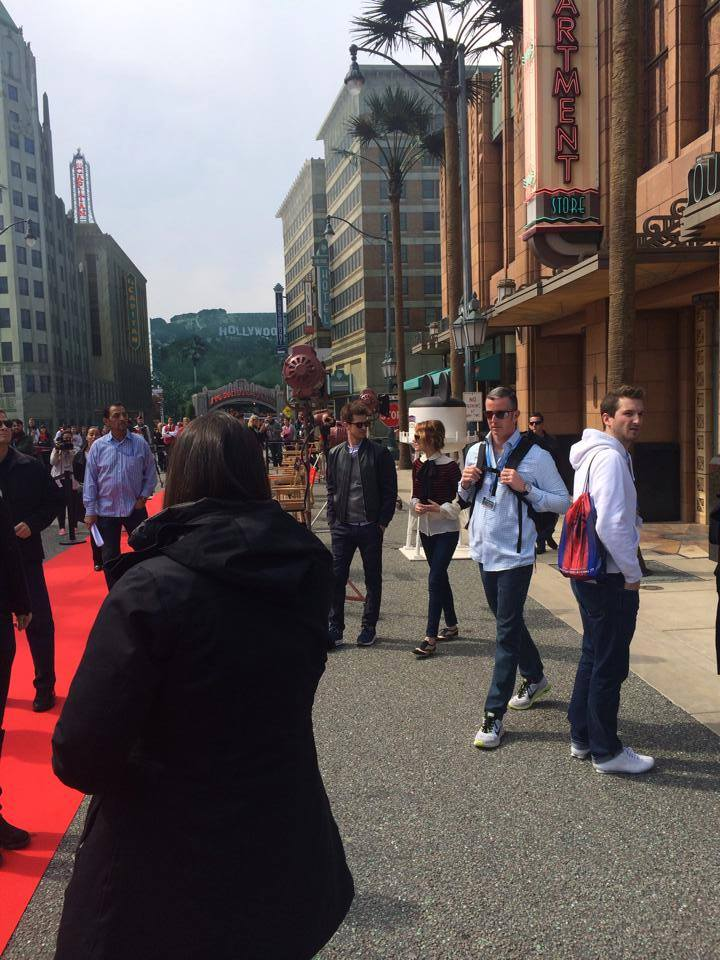 The Amazing Spider-Man - Press Event à Disneyland Paris  16095611