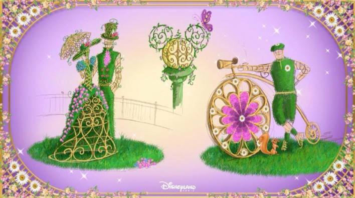 Festival du printemps 2014 (Disneyland Park) - Page 6 19117810