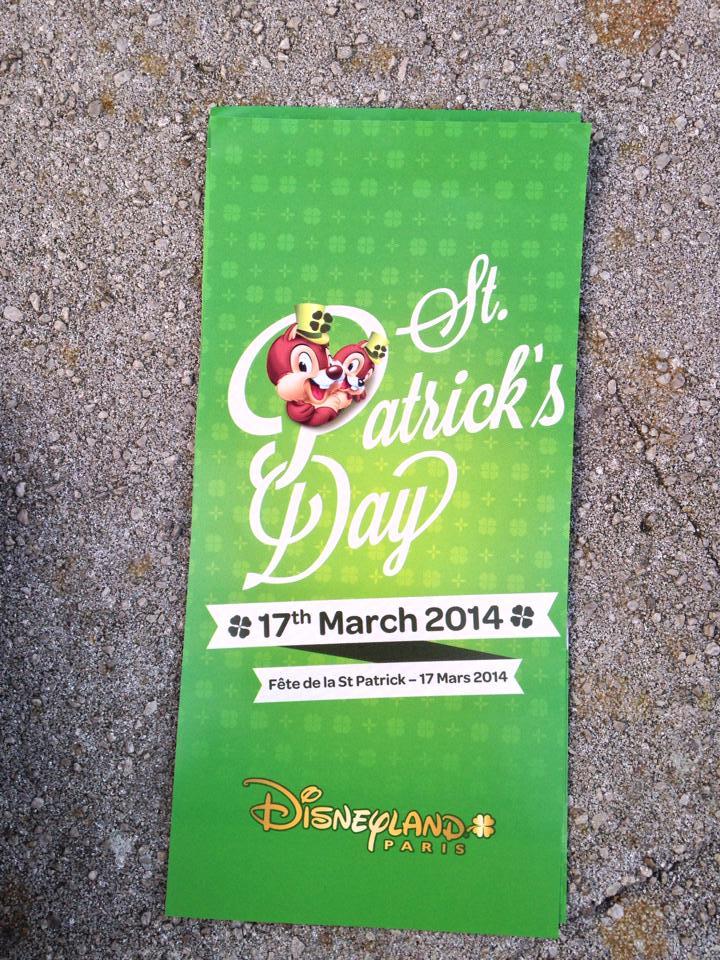 La St Patrick Day le 17 mars et le Welsh festival  (7 au 9 mars 2014) - Page 6 19205810