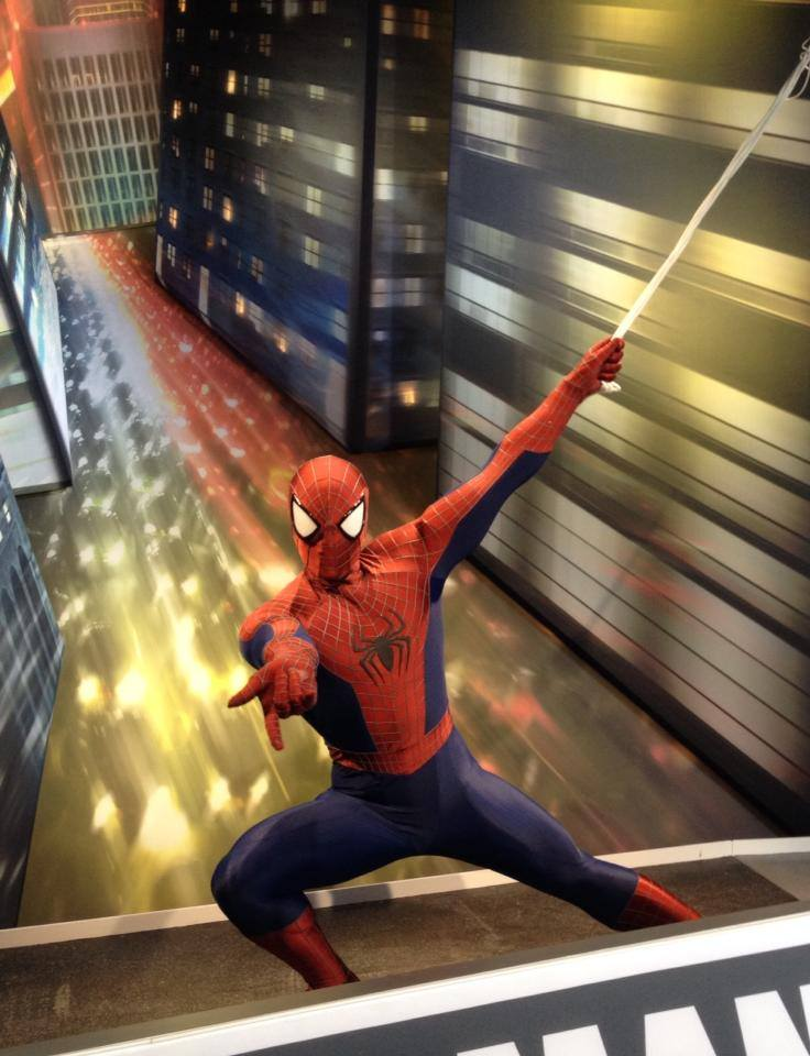 photolocation Spider-Man du 19 Avril au 30 Septembre 2015 - Page 2 19772910