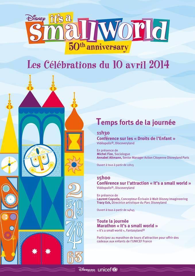 Les 50 ans de It's a small world 19794810