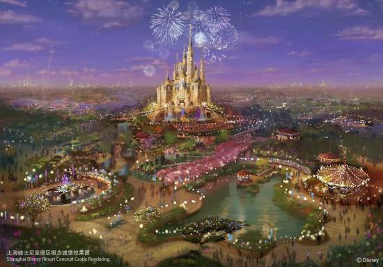 Shanghai Disneyland  - Page 8 2011-010