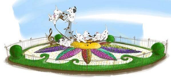 Festival du printemps 2014 (Disneyland Park) - Page 6 97099310